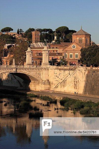 Rom  Hauptstadt  Krankenhaus  Kirche  Latium  Italien
