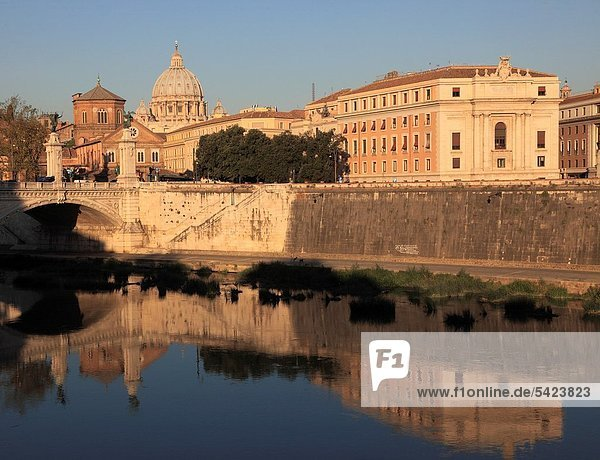 Rom  Hauptstadt  Italien  Vatikan