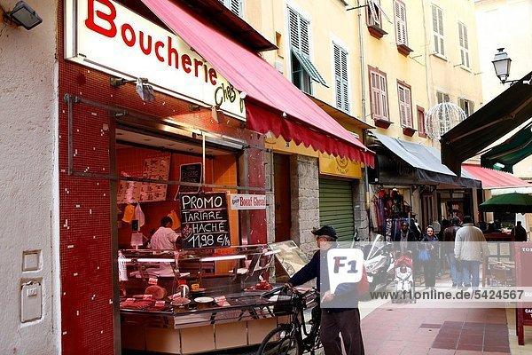 Frankreich  Freundlichkeit
