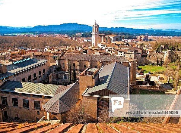 Girona views