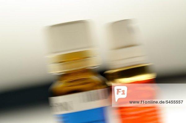 Medikamentenflasche