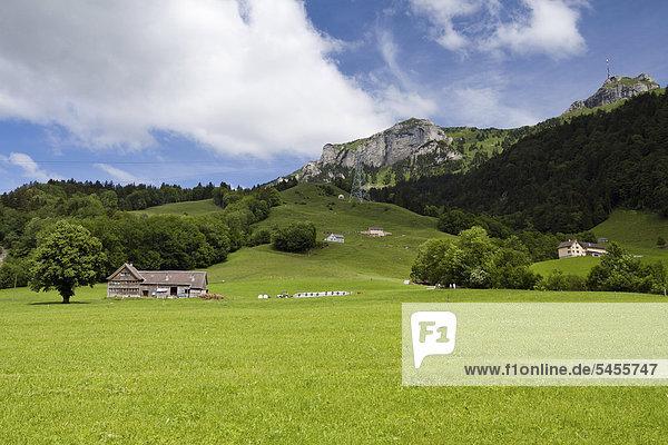Europa Bauernhof Hof Höfe Schweiz