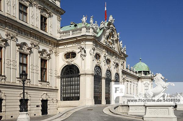 Wien Hauptstadt Europa Österreich