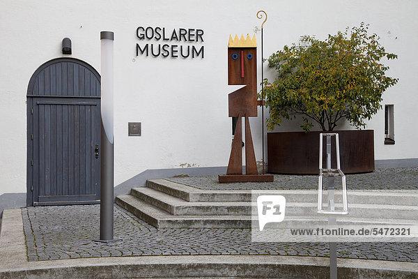 Goslarer Museum  Goslar  Harz  Niedersachsen  Deutschland  Europa Goslarer Museum, Goslar, Harz, Niedersachsen, Deutschland, Europa