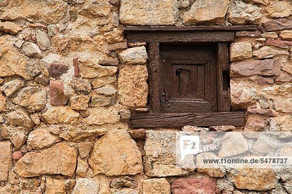 Naturschutzgebiet Landschaftlich schön landschaftlich reizvoll Berg Tradition Dorf Entdeckung Spanien