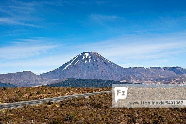 Tongariro  Berg  neu