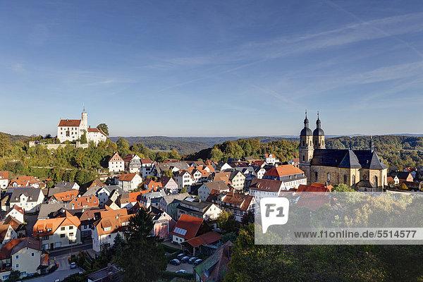 Kirche Heiligkeit Wallfahrt fränkische Schweiz Oberfranken