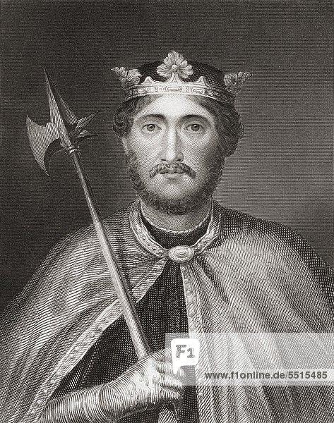 Geschichte  König - Monarchie  Bretagne  England