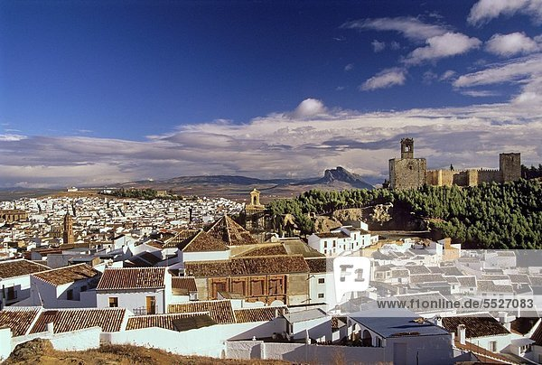Antequera  province of Malaga  Andalusia  Spain  Europe