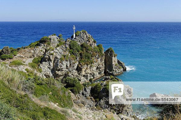 Europa Ägäisches Meer Ägäis Griechenland