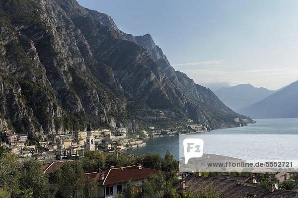 Europa Gardasee Lombardei