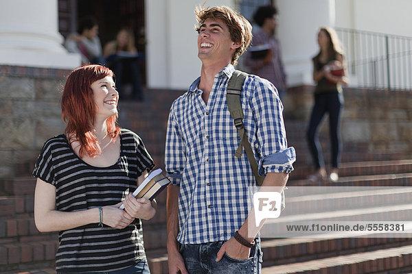 sprechen  Student  Campus