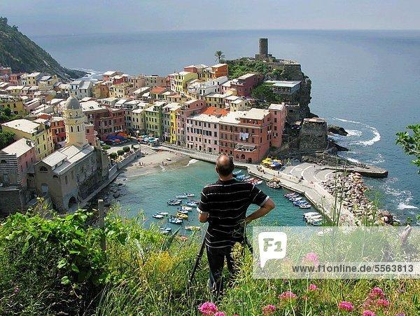 Cinque Terre  Italien