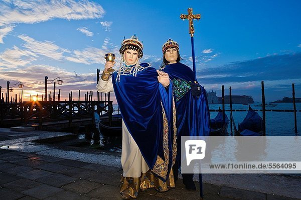 Europa  Karneval  Italien  Venedig