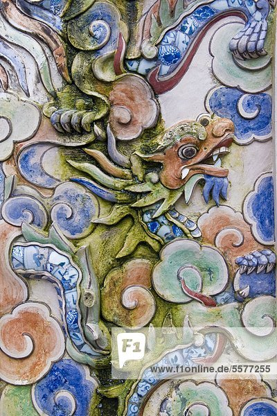 Asien  Vietnam  Hue  Tu Duc-mausoleum