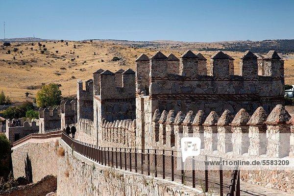 Avila  Avila Provinz  Spanien