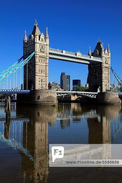 London  Hauptstadt  Brücke