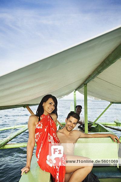 Tropisch  Tropen  subtropisch  Wasser  fahren  Boot