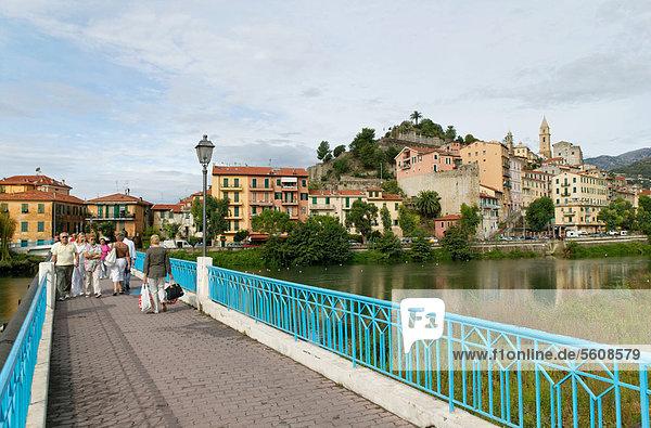 Ventimiglia  Ligurien  Italien  Europa