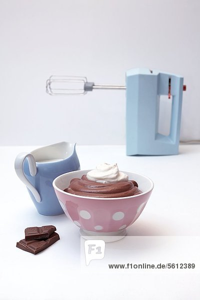 Schokoladenpudding Schokoladenpudding