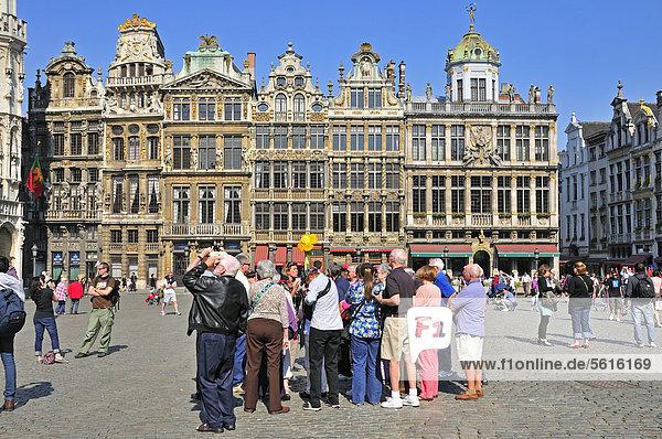 Europa Brüssel Hautpstadt Gebäude Quadrat Quadrate quadratisch quadratisches quadratischer Belgien