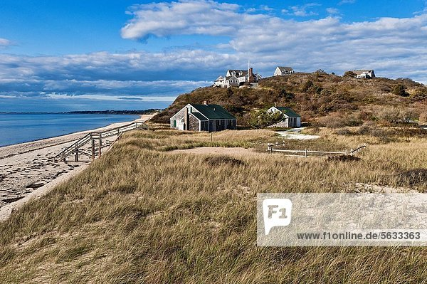 Vereinigte Staaten von Amerika USA Cape Cod National Seashore Massachusetts Truro