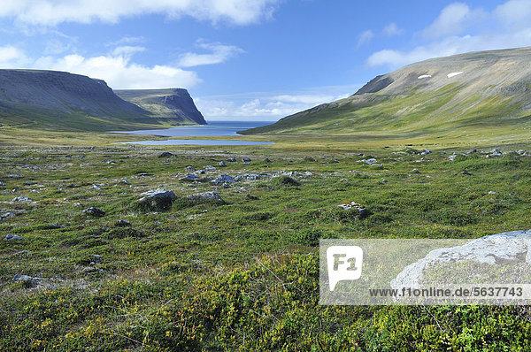 A_alvik  Adalvik  Hornstrandir  Westfjorde  Island  Europa