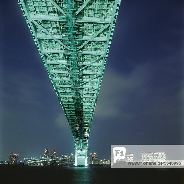 Brücke in Tokio
