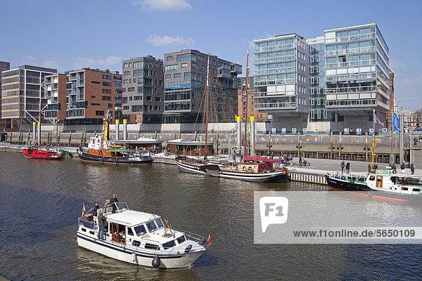 Sandtorkai  HafenCity  Hamburg  Germany  Europe  PublicGround