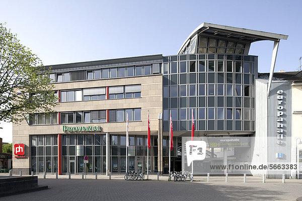 Europahalle  Veranstaltungs- und Tagungszentrum  Trier  Rheinland-Pfalz  Deutschland  Europa  ÖffentlicherGrund