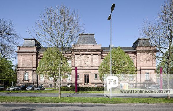 Rheinisches Landesmuseum  Trier  Rheinland-Pfalz  Deutschland  Europa  ÖffentlicherGrund
