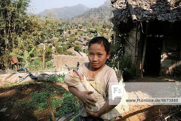Hilfe, Uneigennützigkeit, Lifestyle, Siedlung, Myanmar, 200, 30, Thailand