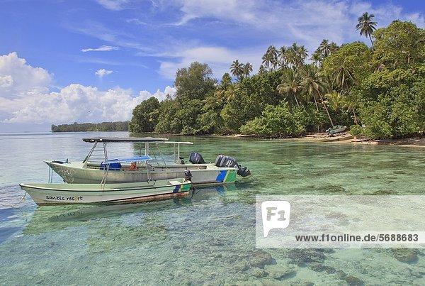 Gizo  Salomonen  Ozeanien