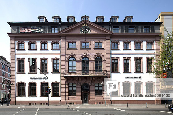 Ehemaliger Stadioner Hof  Büro- und Geschäftshaus  Mainz  Rheinland-Pfalz  Deutschland  Europa  ÖffentlicherGrund
