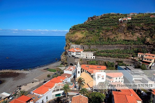 Ponta do Sol  Madeira  Portugal  Europe