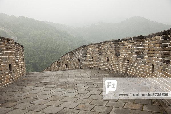 China  Große Mauer von China