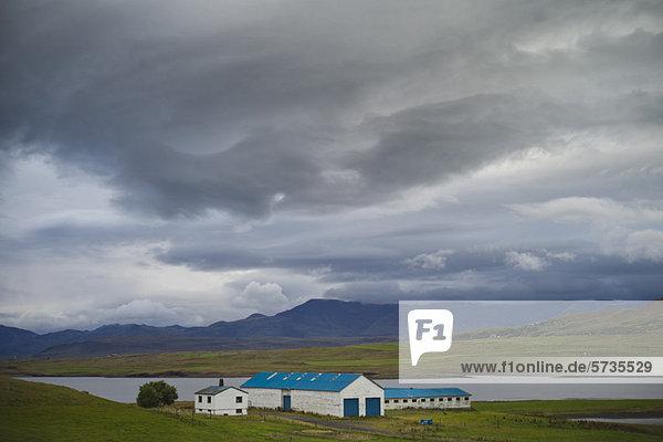Iceland  rural scene