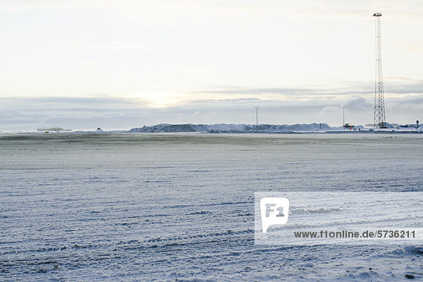 Keflavic Internationaler Flughafen  Keflavik  Island