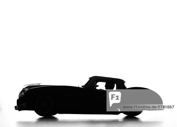 Altes Zinn Spielzeug Modellauto
