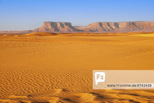 Landschaft  Mourdi-Gebiet  Tschad