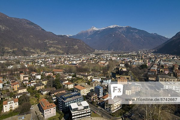 Bellinzona Kanton Tessin