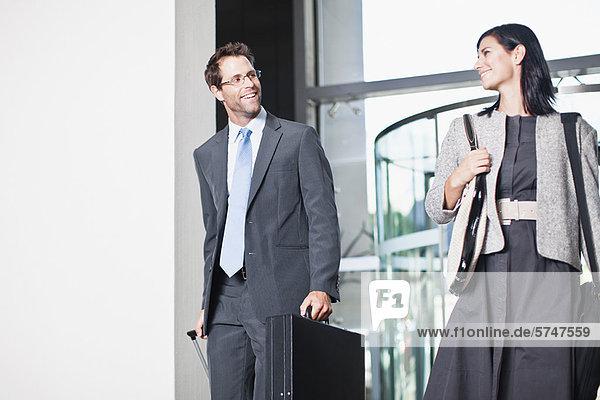 Mensch  Büro  Menschen  gehen  Business