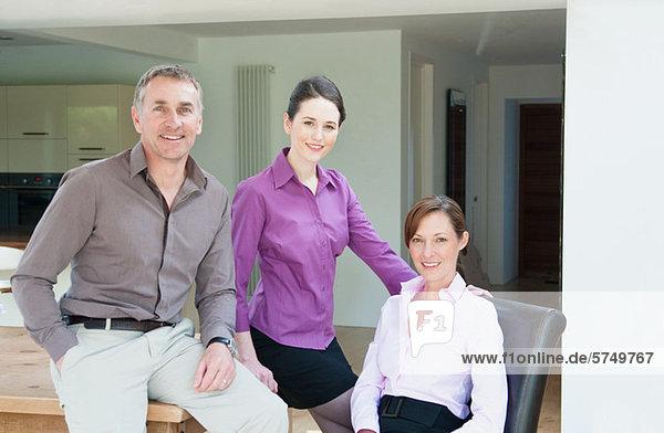 Drei Firmen  portrait