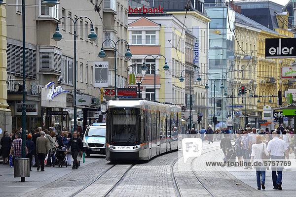 Europa Österreich Linz Oberösterreich