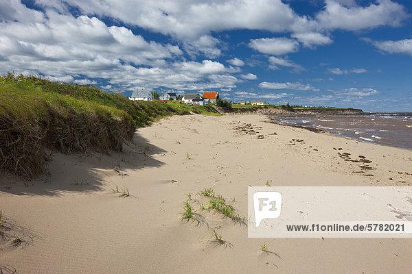 Strand Kanada New Brunswick Neubraunschweig