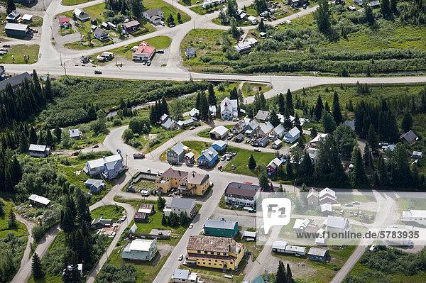 über Fotografie Geographie Fernsehantenne britisch Kanada