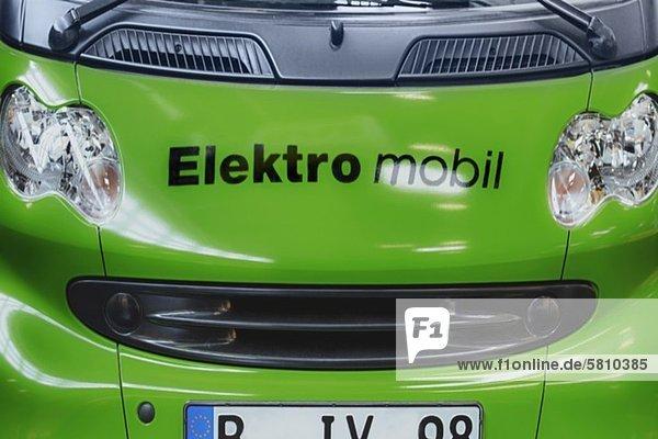 Elektroauto Elektroauto