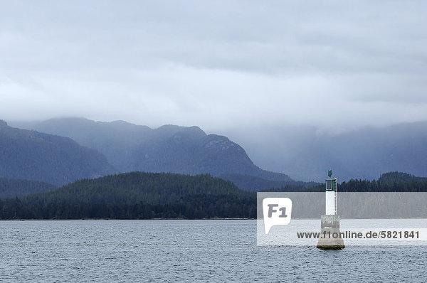Leuchtturm Insel Bucht Vancouver