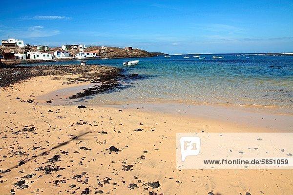 Strand Kanaren Kanarische Inseln Fuerteventura Spanien