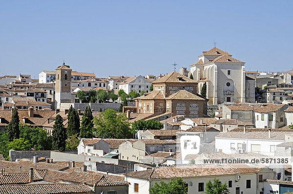 Chinchon  Spanien  Europa  ÖffentlicherGrund